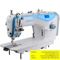 A3-C-H máy may Jack ,máy 1 kim điện tử cắt chỉ tự động ,mũi may 5mm ,may hàng dày