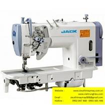 JK-58450C-005 máy 2 kim Jack ,máy 2 kim di động ổ nhỏ may hàng trung bình dày
