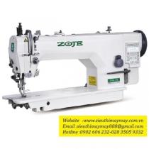 ZJ0303L-3-D3 máy may Zoje ,máy 1 kim chân vịt bước điện tử thân dài 335mm