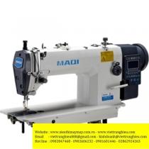 LS-202E-TD3 máy may Maqi ,máy kim ổ lớn điện tử cắt chỉ tự động ,chuyên may hàng dày