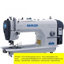 LS-9520DP máy may Maqi ,máy 1 kim xén motor liền trục