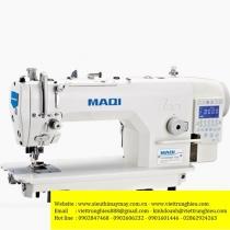 LS-9520MX-TD3 máy may Maqi ,máy 1 kim xén điện tử cắt chỉ tự động
