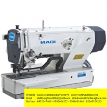 LS-T1790A máy khuy Maqi ,máy thùa khuy đầu bằng điện tử sử dụng được nhiều mẫu khuy khác nhau