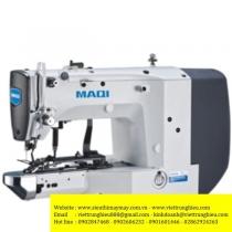 LS-T1903DSS máy nút Maqi ,máy nút điện tử cắt chỉ nâng chân vịt tự động ,motor Dahao ,panel LCD