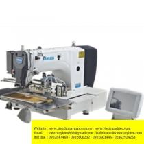 LS-T2210G-01A-CH máy lập trình Maqi ,máy may chương trình điện tử cắt chỉ nâng chân vịt tự động ,khổ 220x100mm ,có bộ cữ kẹp lật dùng may mark