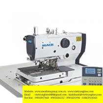 LS-T9820-01B máy khuy Maqi ,máy thùa khuy mắt phụng điện tử cắt chỉ nâng chân vịt tự động