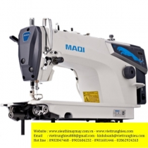 Q1-M máy may Maqi ,máy may 1 kim liền trục thế hệ mới ,motor tiết kiệm điện