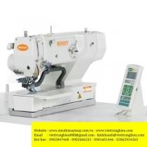 SM-1790K máy khuy Simon máy thùa khuy đầu bằng điện tử sử dụng được nhiều mẫu khuy khác nhau