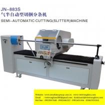 JN-883S máy cắt Gjn ,máy cắt dây viền ,cắt cuộn bán tự động