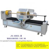 JN-886S-III máy cắt Gjn ,máy cắt dây viền ,cắt cuộn tự động