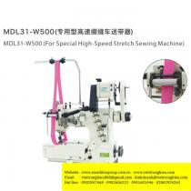 Bộ căng thun Sysm MDL-31-W500-SYSM dùng cho máy viền mẫu W500 ,gắn trực tiếp trên đầu máy ,nặng 7kg