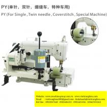 Bộ trợ lực Sysm PY-H-SYSM dùng cho loại máy đế bằng ,may hàng dày ,2 rulo trên dưới gắn rời phía sau ,nặng 14kg