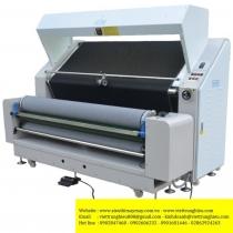 SW-124G-ED-60 máy kiểm vải Gjn ,máy kiểm vải có chức năng cân biên vải tự động ,khổ 1,600mm ,kiểm được cả vải dày và mỏng
