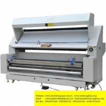 SW-124SRK-ED-LF-60 máy kiểm vải Gjn ,máy kiểm vải đa chức năng có cân biên và xả vải tự động ,khổ 1,600mm ,kiểm được tất cả các loại vải