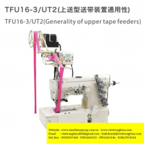 Bộ cấp dây viền điện tử Sysm TFU16-3/UT2-SYSM ,gắn phía trên đầu máy kèm bộ chống rối ,nặng 9kg