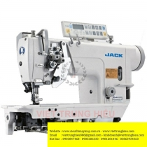JK-58720C-005 máy 2 kim Jack ,máy 2 kim cố định ổ lớn may hàng dày