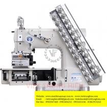 JK-8009VC-17032-32P máy nhiều kim Jack ,máy 17 kim cơ