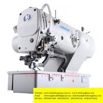 JK-T1792BK máy khuy Jack ,máy khuy bằng điện tử ,chiều dài khuy max 120mm ,chuyên hàng thun