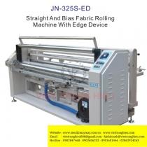 JN-325S-ED máy cắt Gjn ,máy cắt vải xéo 45 độ có cân biên tự động