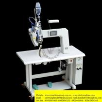 S3 máy ép seam Yefom ,máy ép seam chuyên cho giày thể thao ,tốc độ 24m/phút ,công suất định mức 3600w ,điện 220v/50Hz