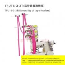 TFU16-3-3T bộ phụ trợ Sysm ,bộ cấp dây viền chuyên chạy 3 sọc Adidas ,đặt phía trên đầu máy khổ 70mm ,gắn trực tiếp xuống bàn máy