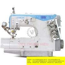 W4-UT-01GB máy viền bằng Jack ,máy viền bằng điện tử cắt chỉ ,nâng chân vịt tự động