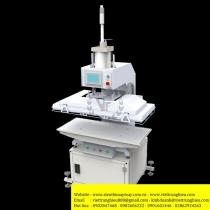 YQ-805 máy ép Yefom ,máy ép nhiệt khổ 1200x500mm ,nhiệt độ 260 độ C ,công suất định mức 7500w ,điện 220v/50-60Hz ,màn hình Lcd ,chức năng khóa màn hình ,chế độ an toàn cho người sử dụng