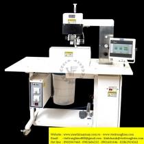 YS-901 máy ultrasonic Yefom ,máy cắt dán siêu âm ,tốc độ 5m/phút ,công suất định mức 0.8kw ,điện 220v/50Hz