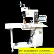 YS-902 máy ép seam Yefom ,máy ép seam đa chức năng gồm dán ,gấp mép ,viền ,ép seam 2 mặt ,tốc độ 5m/phút ,công suất định mức 2.8kw ,điện 220v/50Hz
