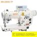SM-2284D-7P máy zigzag Simon ,máy zigzag 2 chấm và 4 chấm điện tử cắt chỉ ,nâng chân vịt tự động ,ổ Nhật