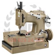 N-200-HS máy may bao Yaohan ,máy may bao để bàn 1 kim 2 chỉ dùng may đáy bao