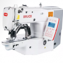 BRC-T-1903GSK-D máy nút Bruce ,máy nút điện tử ,có chức năng chuyển đổi từ nút sang bọ dễ dàng tiện lợi ,sử dụng màn hình LCD Dahao