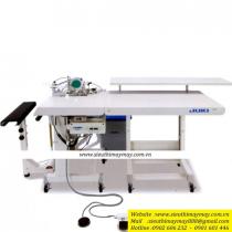 ASN-690LAFA8K máy vắt sổ Juki ,máy vắt tự động chuyên vắt thân quần với tốc độ cao