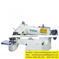 CM-860 máy vắt lai Zusun ,máy vắt lai (vắt gấu) chạy dây passan
