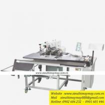 CSM-3020TD-01MSN máy may chương trình Supreme ,máy ráp túi sau 1 kim bán tự động