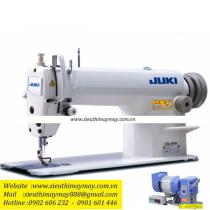 DDL-8100E máy may Juki ,máy 1 kim cơ ,sử dụng motor điện tử tiết kiệm điện