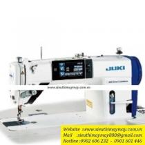 Máy 1 kim điện tử Juki DDL-9000CSS/AK154 ,máy 1 kim điện tử dầu khô ,thế hệ mới ,nhận biết vải dày mỏng ấn bằng nút