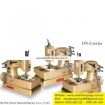 DN-2W máy may bao Newlong ,máy may bao để bàn 2 kim dùng may đáy bao