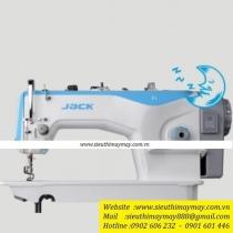 F4 máy may Jack ,máy 1 kim liền trục ,motor tiết kiệm điện ,mũi may 5mm