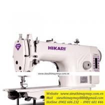 H8800E-7C-5/AK máy may Hikari ,máy 1 kim điện tử cắt chỉ ,nâng chân vịt tự động ,ổ Nhật