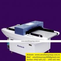 HD760-CE-100 máy rà kim Enntech ,máy dò kim 1 cổng ,cổng dò cao 100mm ,rộng 600mm ,độ dò kim loại ≥ 0.8 mm