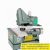 Máy vắt sổ Inderle IDL-306S ,máy vắt sổ nối vải 1 kim 2 chỉ ,mũi may 6mm ,bờ vắt 12-14mm ,2 mép vải có khoảnh cách