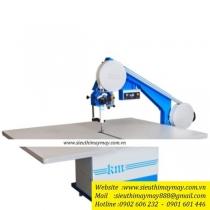 KBK-900M máy cắt vải Km ,máy cắt vòng khổ 1500 x 1800 mm ,nặng 218kg