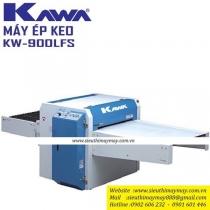 KW-900LFS máy ép keo Kawa ,máy ép keo băng tải khổ 900mm thiết kế bo mạch và mẫu mã theo hãng Hashima