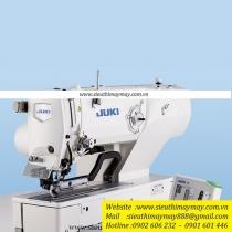 Máy khuy Juki LBH-1790-AS/MC602KS ,loại máy khuy bằng điện tử (chiều dài khuy 4~25 mm)