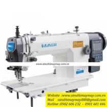 LS-0303E-TD3 máy may Maqi ,máy may 1 kim bước điện tử cắt chỉ tự động