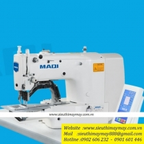 LS-T1904D-A máy lập trình Maqi ,máy may chương trình điện tử cắt chỉ nâng chân vịt tự động ,khổ may 60x40mm