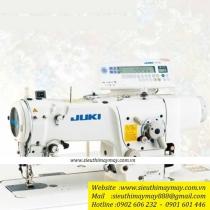 LZ-2284A-7-WB/SC920A/CP18A máy zigzag Juki ,máy zigzag 1 và 3 chấm điện tử cắt chỉ tự động