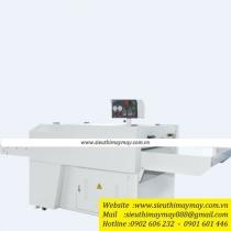 NHG1600-QS2 máy ép keo Shengtian băng hở ,khổ 1600mm thiết kế băng tải lộ thiên