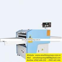 NHG900-Q1 máy ép keo Shengtian ,khổ 900mm ,công suất đốt nóng 15.5kw ,lực ép 0.7MPa ,điện áp 380v ,cân nặng 470kg